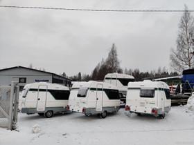 Poksi N 126 NTL, Asuntovaunut, Matkailuautot ja asuntovaunut, Tuusula, Tori.fi