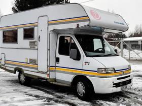 Eura Mobil 585 DSS, Matkailuautot, Matkailuautot ja asuntovaunut, Tuusula, Tori.fi