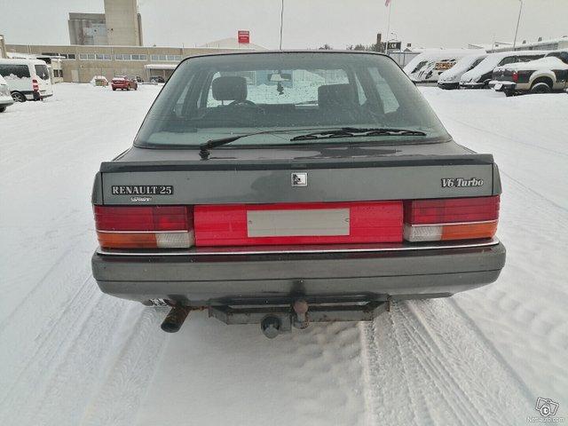 Renault 25 5
