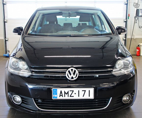 Volkswagen Golf Plus 2