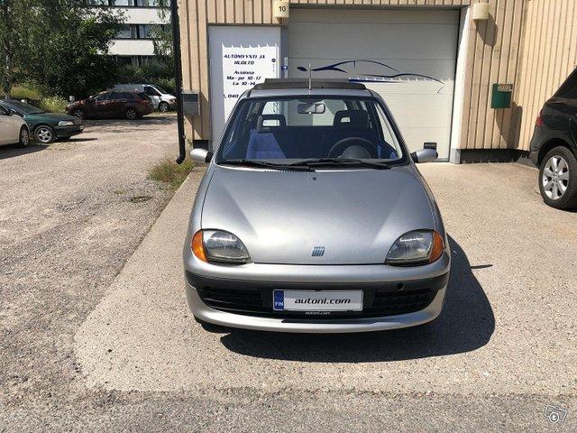 Fiat Seicento 7