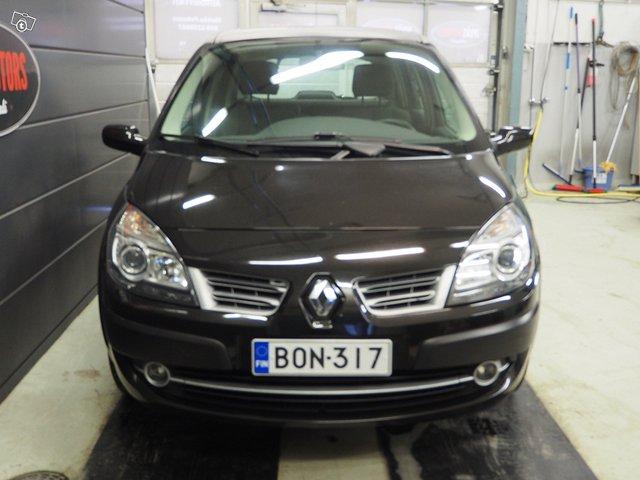 Renault MEGANE SCENIC 3