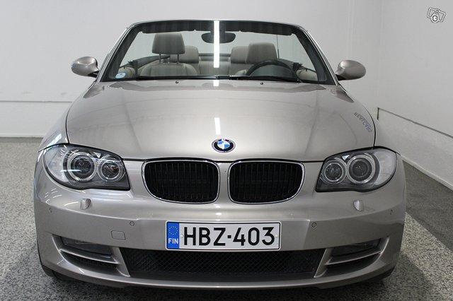 BMW 125i 7