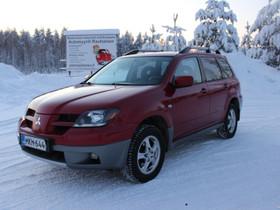 Mitsubishi Outlander, Autot, Saarijärvi, Tori.fi