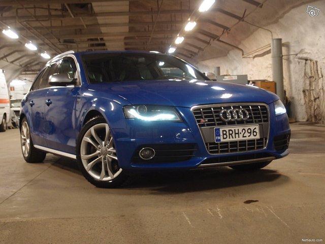 Audi S4 25