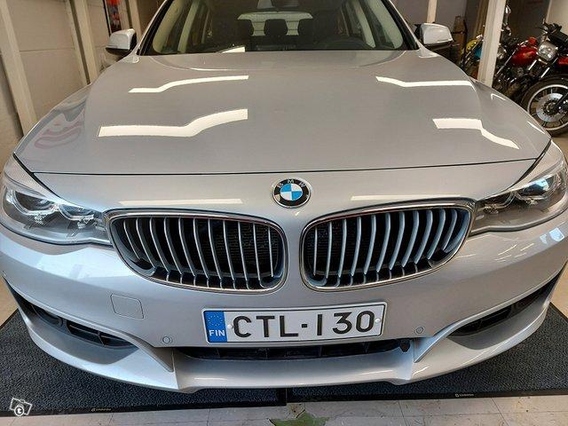BMW 318 Gran Turismo 2