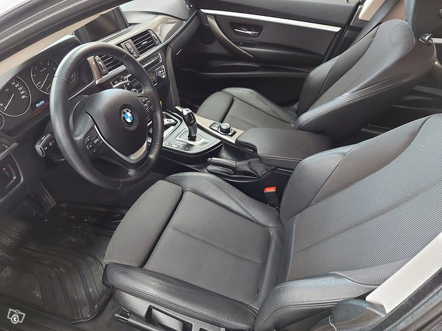 BMW 318 Gran Turismo 8
