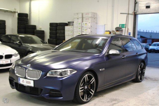 BMW M550d 1