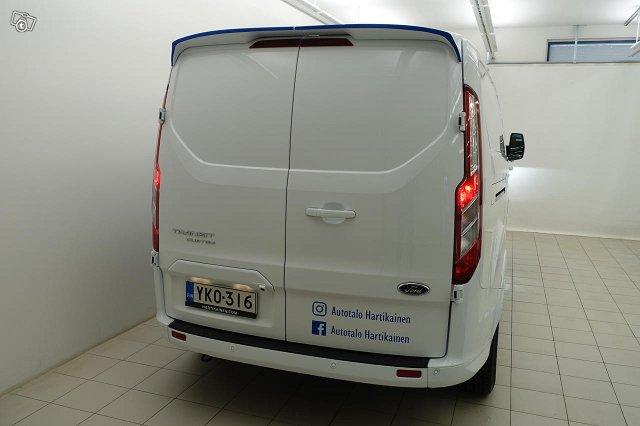 Ford TRANSIT CUSTOM 3