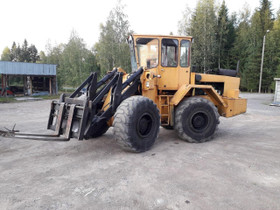 Valmet 1200B-4x4/2750 Huippuvarusteilla, Maanrakennuskoneet, Työkoneet ja kalusto, Varkaus, Tori.fi
