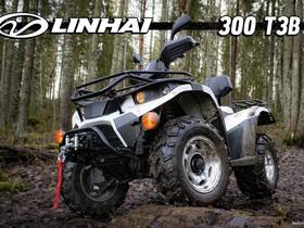 Linhai 300 EFI, Mönkijät, Moto, Vaasa, Tori.fi