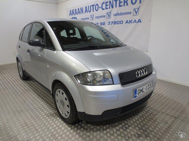 Audi A2, kuva 1
