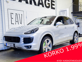 Porsche Cayenne S, Autot, Helsinki, Tori.fi
