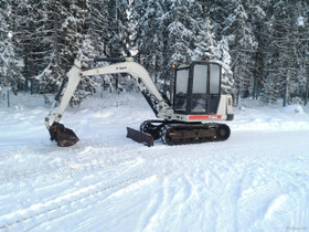 Bobcat X335, Maanrakennuskoneet, Työkoneet ja kalusto, Ylivieska, Tori.fi