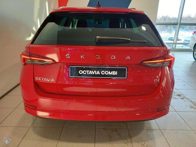 Skoda Octavia 5