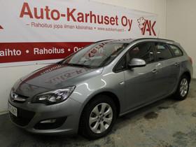 Opel ASTRA SPORTS TOURER, Autot, Nokia, Tori.fi
