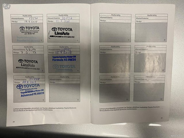 Toyota Verso-S 11