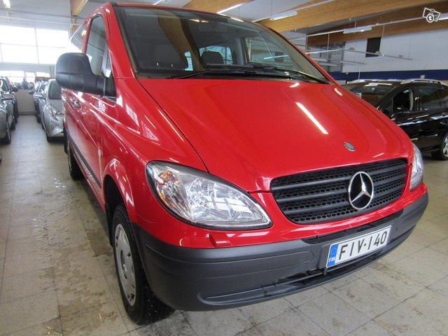 Mercedes-Benz Vito 115 CDi 4x4