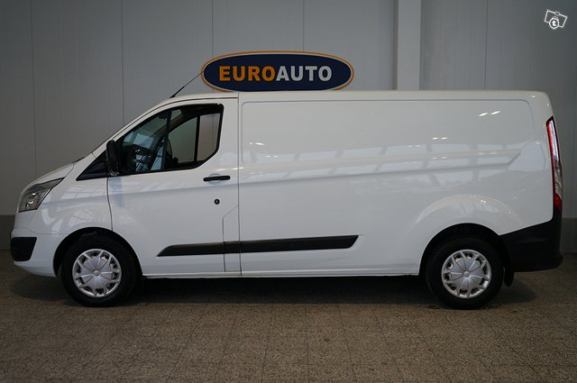 Ford Transit Custom 2
