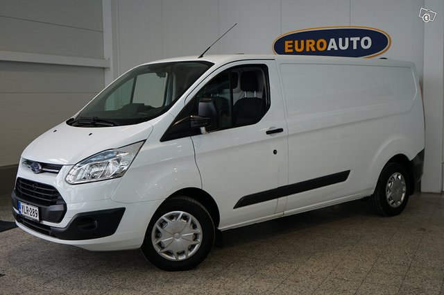 Ford Transit Custom 22