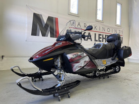 Ski-Doo GTX, Moottorikelkat, Moto, Rauma, Tori.fi