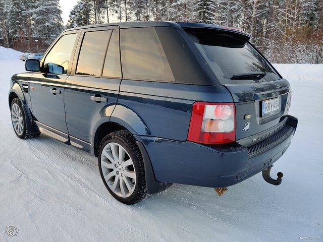 Land Rover Range Rover Sport, kuva 1