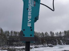 Ehb40, Maanrakennuskoneet, Työkoneet ja kalusto, Kankaanpää, Tori.fi