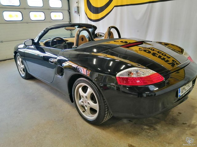 Porsche Boxster 5