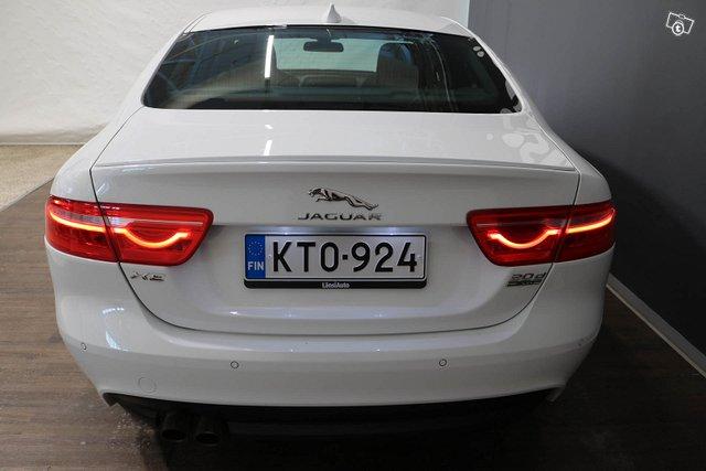 Jaguar XE 5