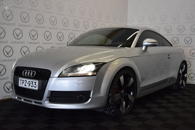 Audi TT 1