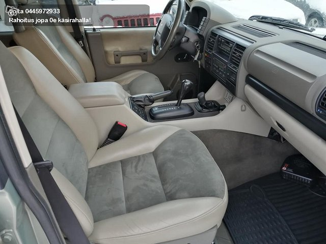 Land Rover Discovery II 5