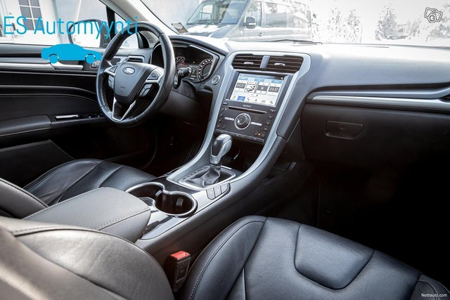 Ford Mondeo 16