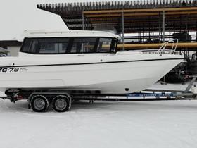 TG 7.9 King Cruiser + Yamaha F200, Moottoriveneet, Veneet, Pori, Tori.fi