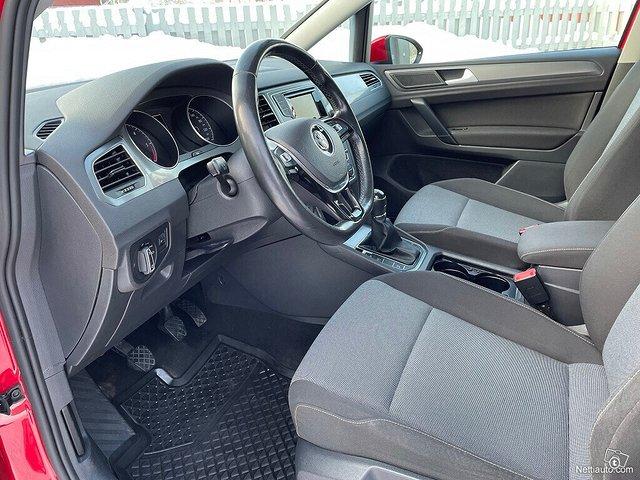 Volkswagen Golf Sportsvan 7