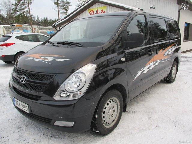 Hyundai H1 Van, kuva 1
