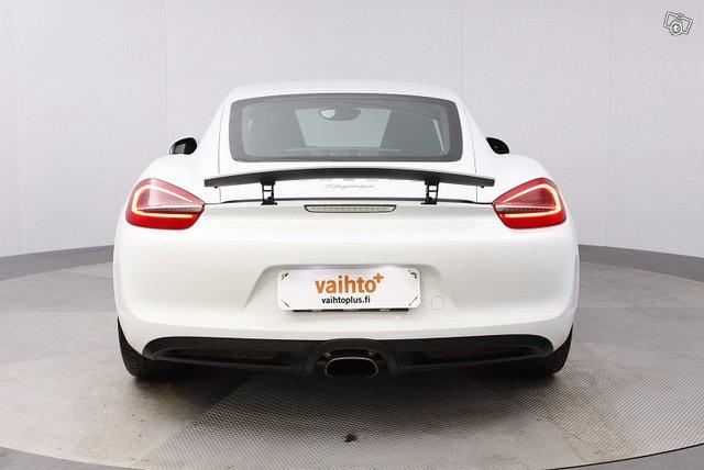 Porsche CAYMAN 4