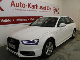 Audi A4 Avant, Autot, Nokia, Tori.fi