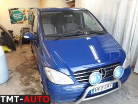 Mercedes-Benz Viano, Autot, Kuopio, Tori.fi