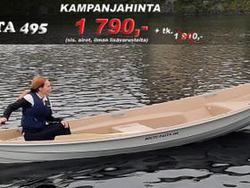 Suvi SOUTU-PALTA 495, Soutuveneet ja jollat, Veneet, Ähtäri, Tori.fi