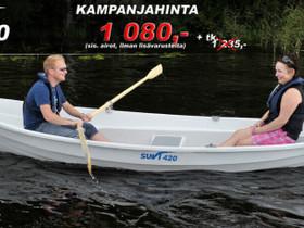 Suvi 420, Soutuveneet ja jollat, Veneet, Ähtäri, Tori.fi
