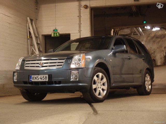 Cadillac SRX 3