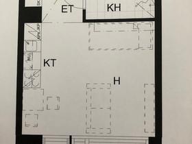 1H, 26m², Koukkurannankatu, Tampere, Vuokrattavat asunnot, Asunnot, Tampere, Tori.fi