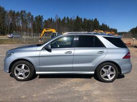 Mercedes-Benz ML350CDI, Kuljetuskalusto, Työkoneet ja kalusto, Kankaanpää, Tori.fi