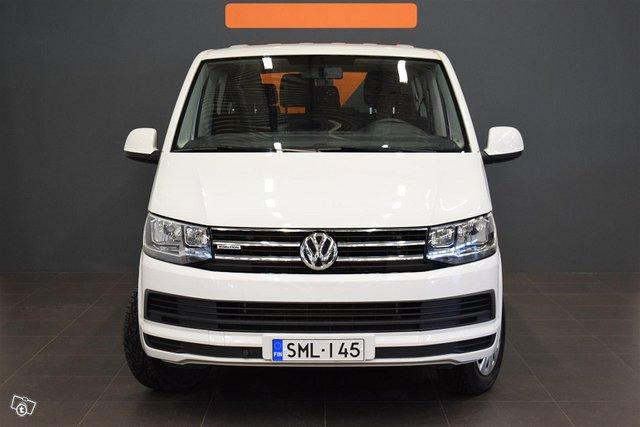 Volkswagen Caravelle 2