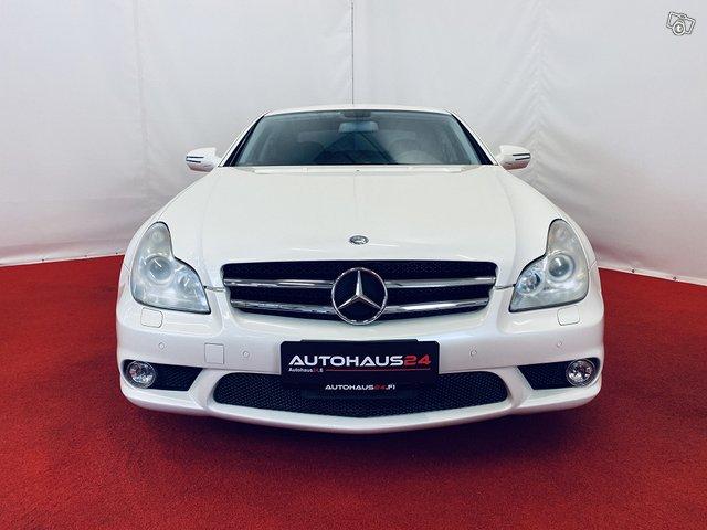 Mercedes-Benz CLS 63 AMG 2