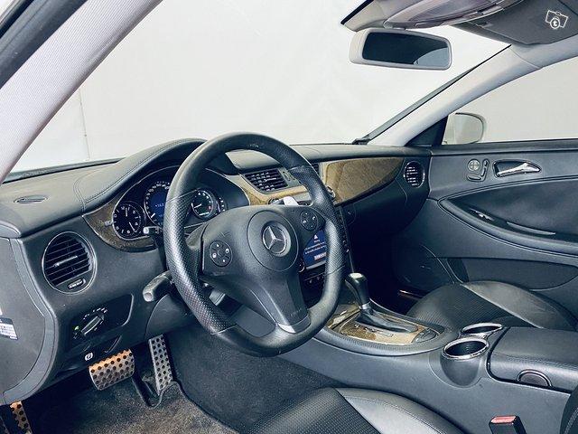 Mercedes-Benz CLS 63 AMG 12