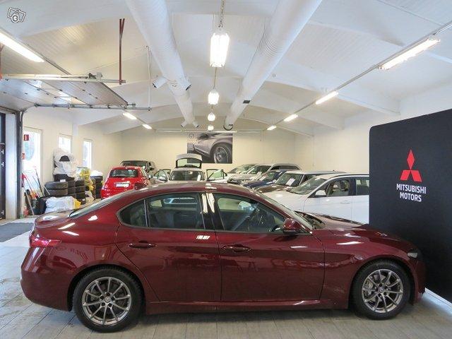 Alfa Romeo Giulia 6