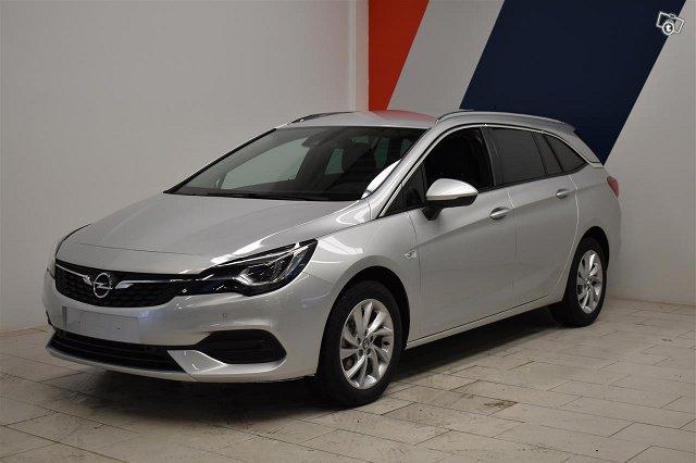 Opel Astra 1