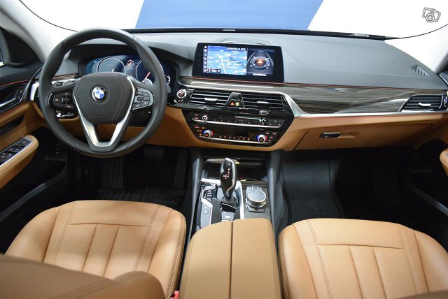 BMW 640 Gran Turismo 7