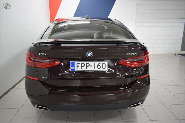 BMW 640 Gran Turismo 11